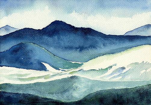 Coldscape by Katherine Miller