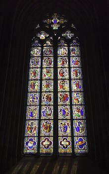 Teresa Mucha - Cologne Cathedral Stained Glass Life of Christ