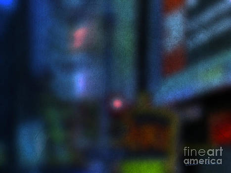 David Gordon - Color Abstraction X