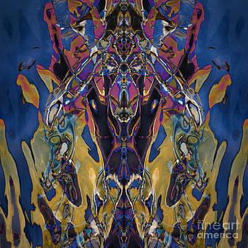 David Gordon - Color Abstraction XXI