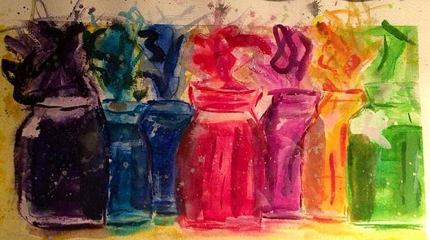 Color Explosion by Cindy Lawson-Kester