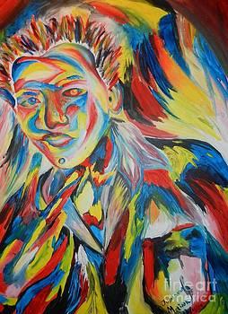 Color Portrait by Juan Molina