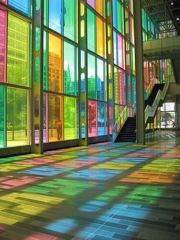 Alfred Ng - color reflection
