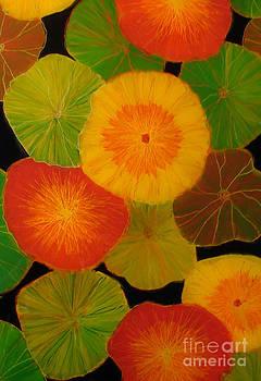 Color Splash 5 by Anna Skaradzinska