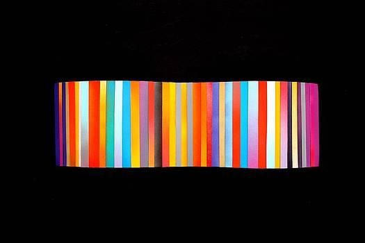 Color Wave by John Casper