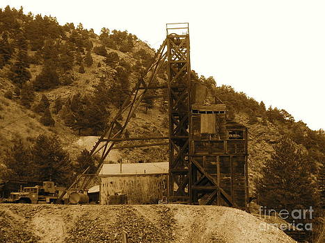 Colorado Mining by Crystal Miller