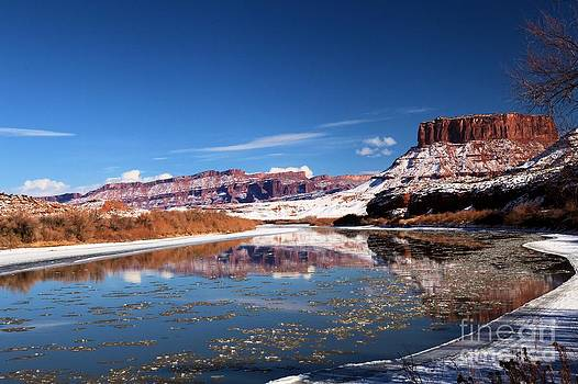 Adam Jewell - Colorado River Reflections