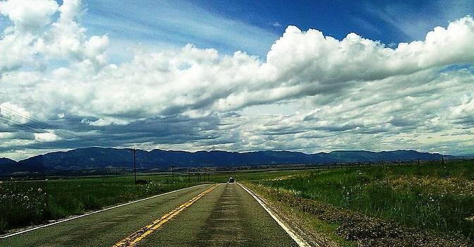 Colorado Road by Christine Maeda