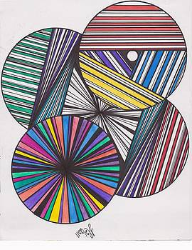 Colored Geometry by Heather Ann Myers