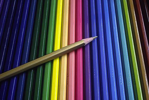 Colored pencils by Henrique Souto