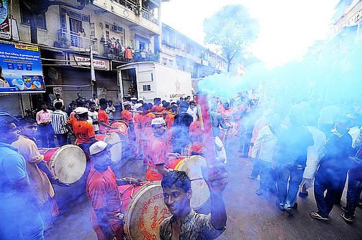 Colored Smoke by Money Sharma