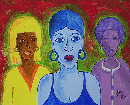 Colored Women by Darrell Hughes