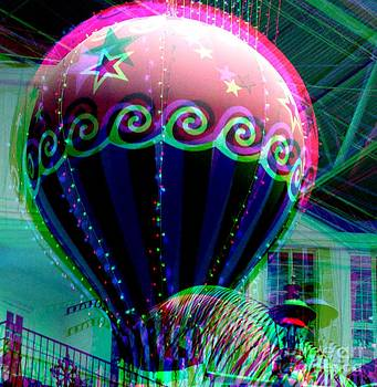 Colorful Balloon by Kathleen Struckle