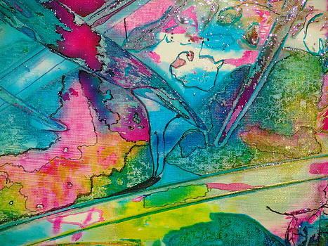 Colorful Dreams by Tonya Mower Zitman