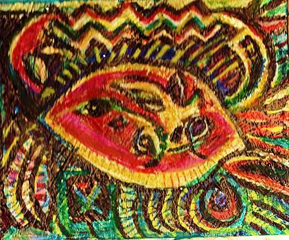Anne-Elizabeth Whiteway - Colorful Enigma