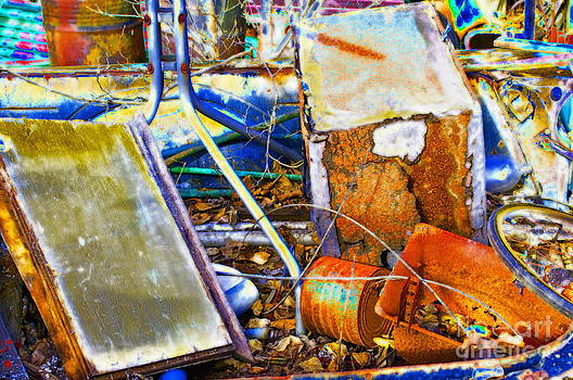 Gwyn Newcombe - Colorful Picking