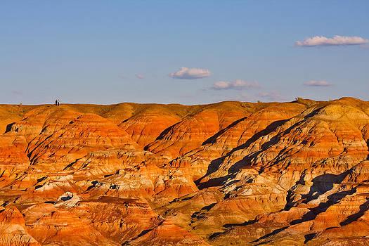 Colorful Rock by Jason KS Leung