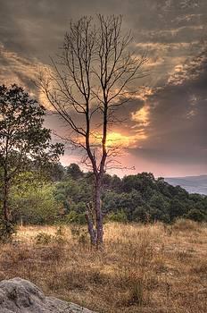 Colorful sunset by Diana Dimitrova