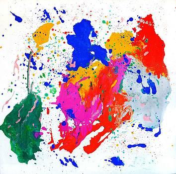 Colorful World by MK Square Studio