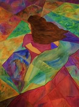 Colors of the Wind by Christy Saunders Church
