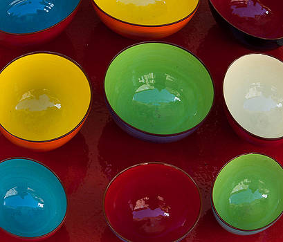 Colors Tray by Dany Lison