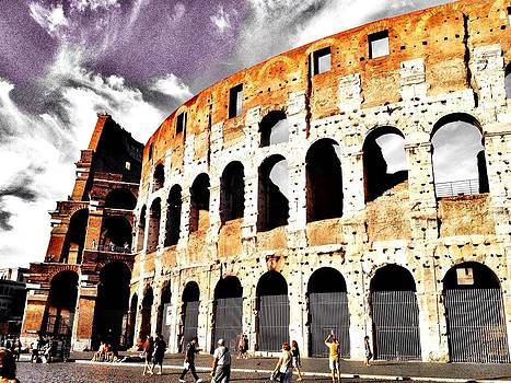 Colosseo by Yahvid Photography