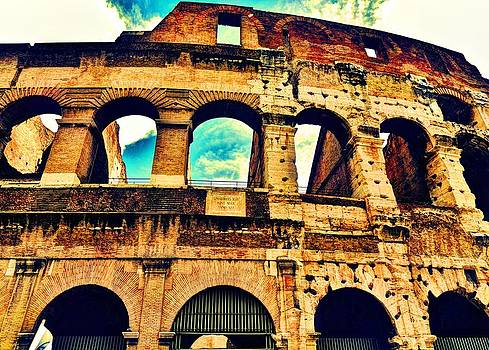 Colosseum 1 by Ravi S R
