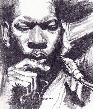 Coltrane by Dallas Roquemore