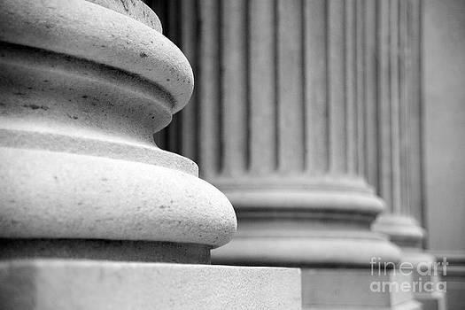 Columns by Tony Cordoza
