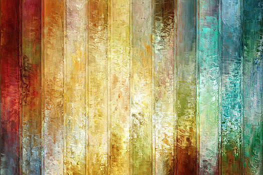 Come A Little Closer - Abstract Art by Jaison Cianelli