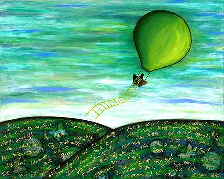Come Fly With Me by Lisa Frances Judd