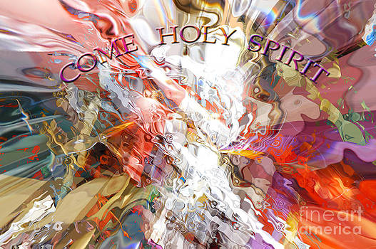 Come Holy Spirit by Margie Chapman