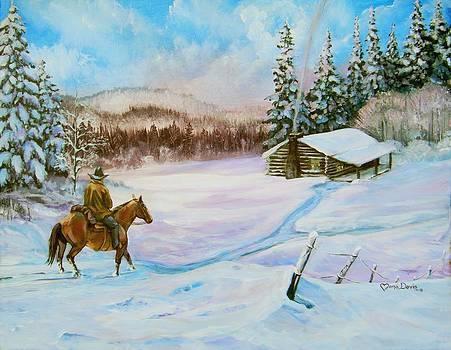 Coming Home by Mona Davis