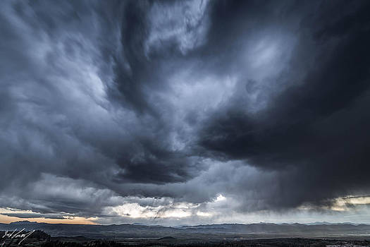 Coming Storm by Zach Connor