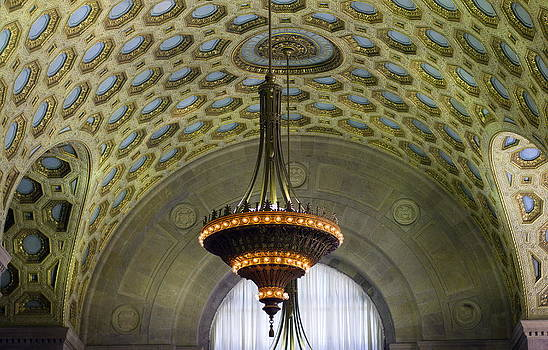 Commerce Court North Ceiling by Nicky Jameson