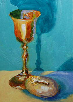 Donna Pierce-Clark - Communion Cup