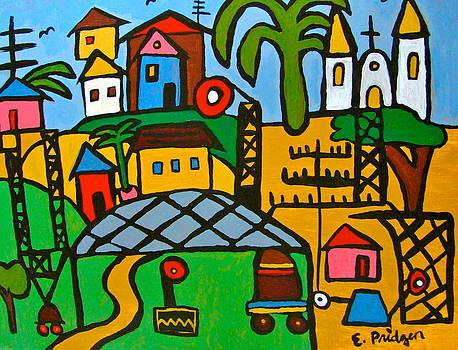 Community by Esther Wilhelm Pridgen