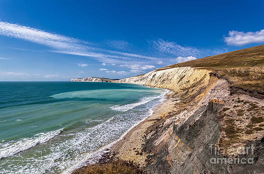 English Landscapes - Compton Bay
