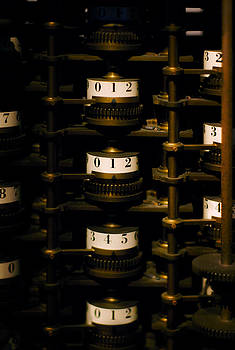 Computer Dials by Tim Shetz