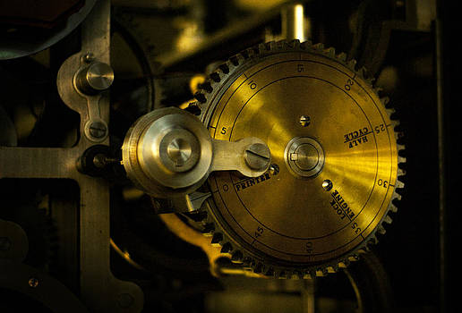 Computer Gears by Tim Shetz