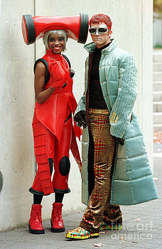 Sam Ogden - Computerized Clothing