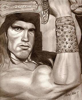 Conan by Michael Mestas