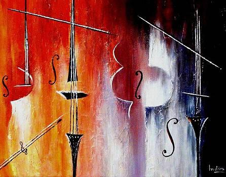 Concerto by Indira Mukherji