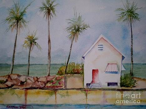 Conch Cottage 2 by Barbra Joan