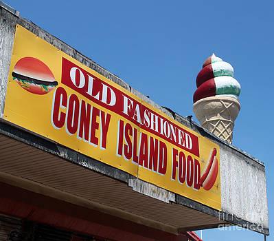 Gregory Dyer - Coney Island Ice Cream
