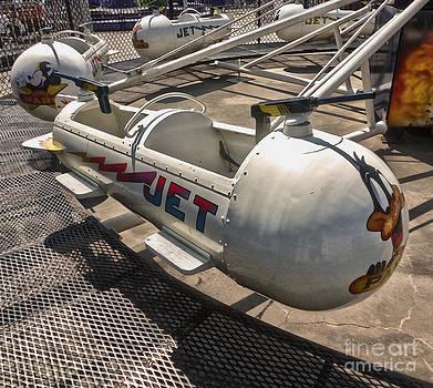 Gregory Dyer - Coney Island Rocket Ride