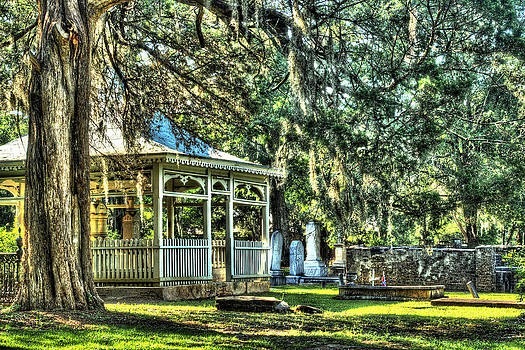 Confederate  Cemetery by Mike Bass