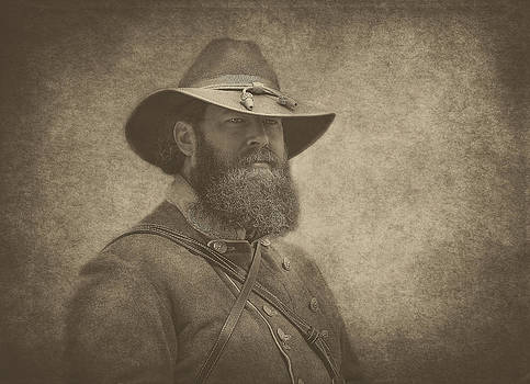 Confederate General by Pat Abbott