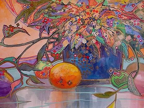 Confetti Plant by Linda Bray
