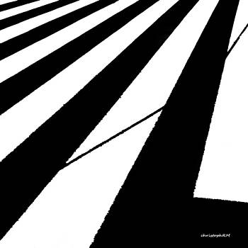 Conflicting Lines by Christoph Mueller